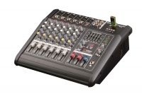 6 Channel Professional Powered Mixer Amplifier BM-226S
