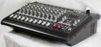 10 Channel Professional Powered Mixer Amplifier BM-228S