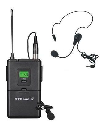 GTD Audio Body Pack Transmitter G-787, 788, 733