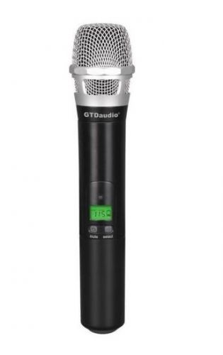 GTD Audio Wireless Hand-held Microphone 7S