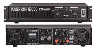GTD Audio 2x150 Watts Professional stereo Power Amplifier Q-3000