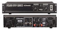 GTD Audio 2x250 Watts Professional stereo Power Amplifier Q-3800