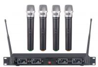GTD Audio UHF Handheld Wireless Microphone System 504H